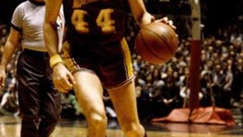 Jerry West's tying 60-footer vs. Knicks, 1970 Finals