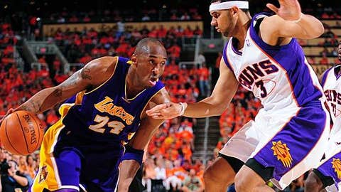 Lakers Suns