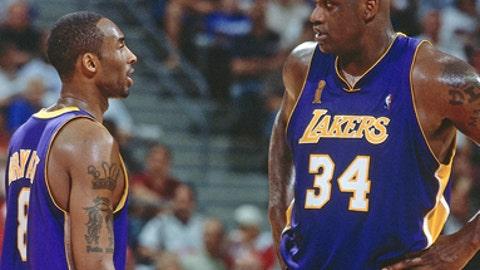 Shaq vs. Kobe