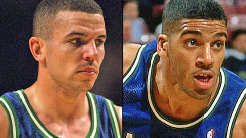Jason Kidd vs. Jimmy Jackson