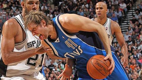 Dirk Nowitzki, Dallas Mavericks
