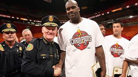 The Big (Law) Enforcer