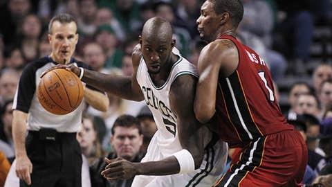 Feb. 13: Can't beat the Celtics