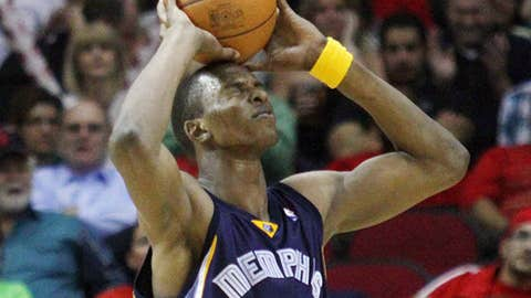Houston: Hasheem Thabeet (one year, $5.1M)