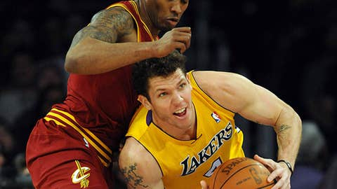 LA Lakers: Luke Walton (two years, $11.8M)