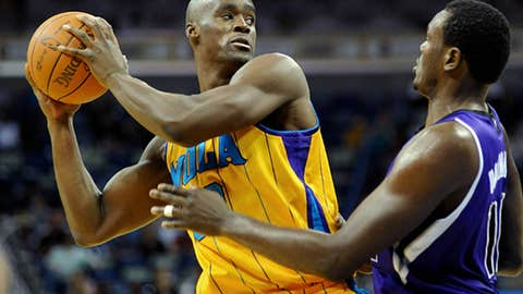 New Orleans: Emeka Okafor (three years, $40.6M)