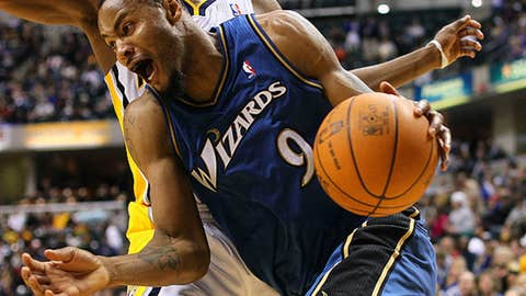 Washington: Rashard Lewis (two years, $45.9M)