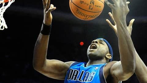 Dallas: Brendan Haywood (four years, $34.9M)