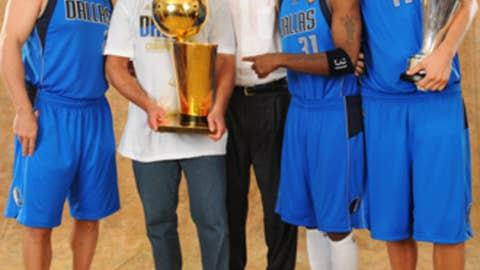 Dirk, Dallas win it all