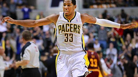 Indiana: Danny Granger (three years, $39M)