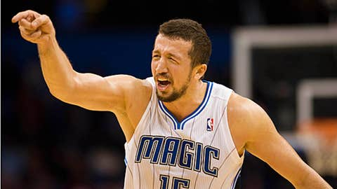Orlando: Hedo Turkoglu (three years, $34M)