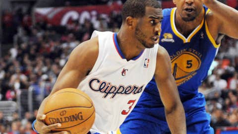 Chris Paul, PG, Los Angeles Clippers