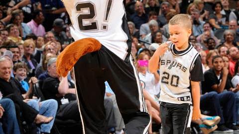Rockin' Coyote