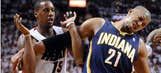 Tuesday's NBA playoff action