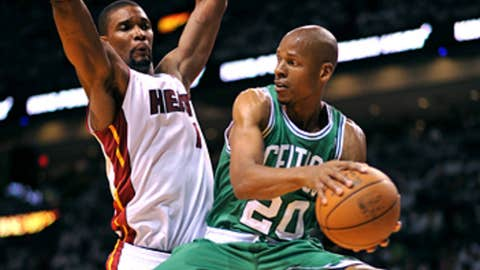 Game 7, Celtics-Heat