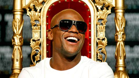 Floyd Mayweather Jr. ($85 million)