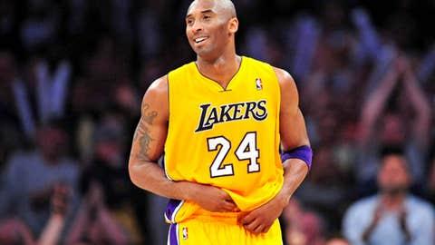 Kobe Bryant ($52.3 million)