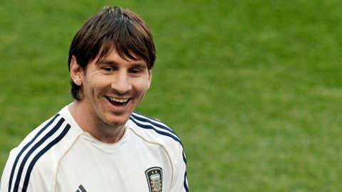 Lionel Messi ($39 million)