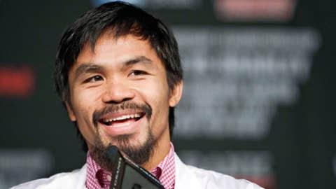 Manny Pacquiao ($62 million)