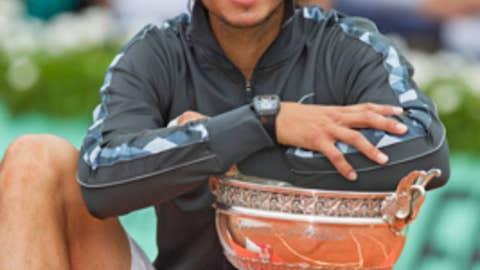 Rafael Nadal ($33.2 million)