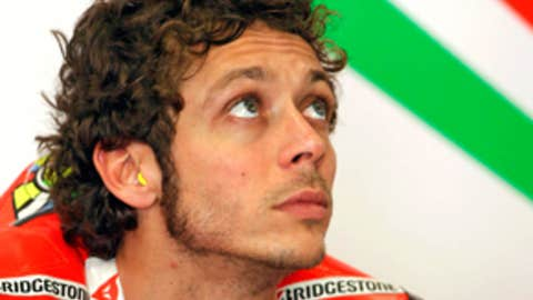 Valentino Rossi ($30 million)