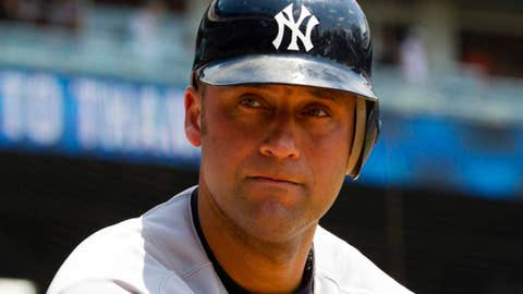 Image: Derek Jeter of the New York Yankees (© Rick Osentoski/US Presswire)