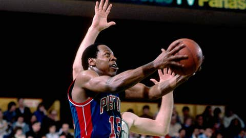 Baylor: Vinnie Johnson