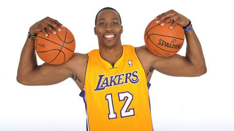 Not re-signing Dwight Howard