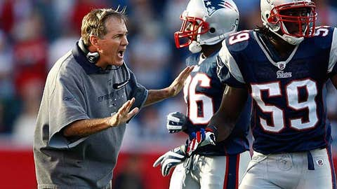 Maximizing player potential: Belichick