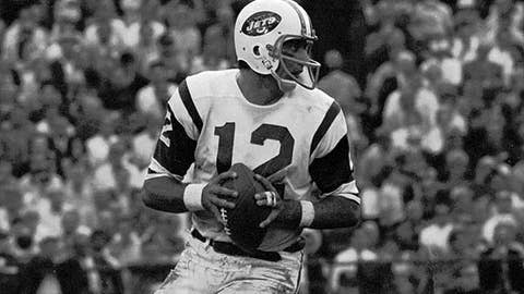 Jets QB Joe Namath: Rams