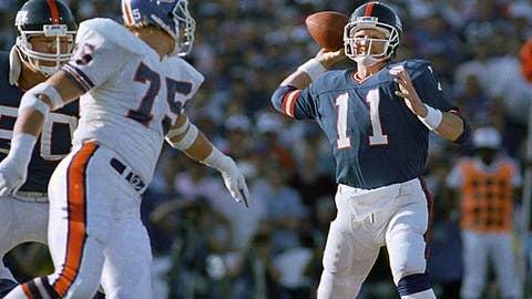 Phil Simms, 1986 Giants