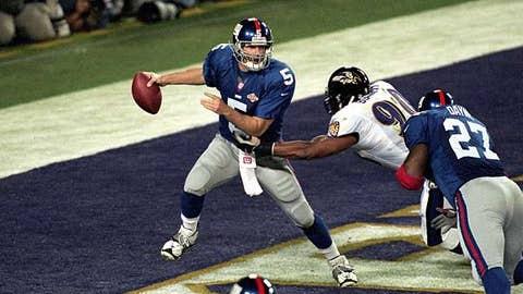 Super Bowl XXXV - Baltimore 34, New York Giants 7