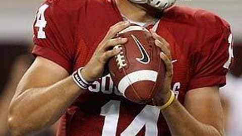 Sam Bradford, Quarterback