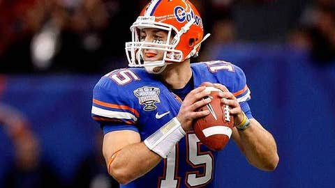 Winner: Tim Tebow, Florida QB