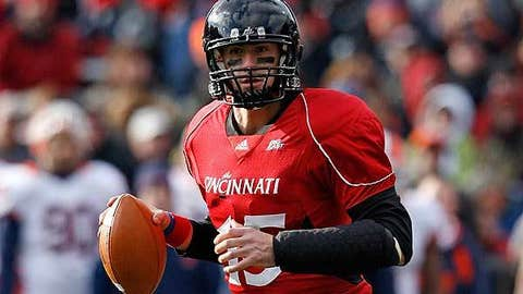 Loser: Tony Pike, Cincinnati QB