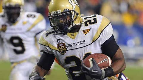 Loser: Jonathan Dwyer, Georgia Tech RB