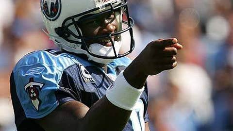 Madden 2008: Vince Young — CURSED