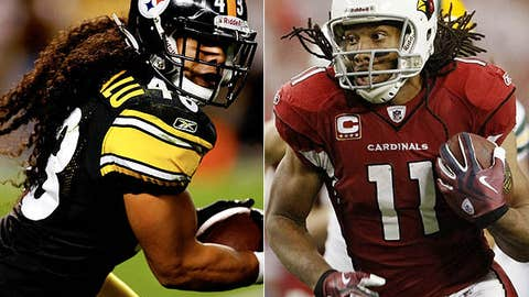 Madden 2010: Troy Polamalu and Larry Fitzgerald — CURSED AND NOT CURSED?