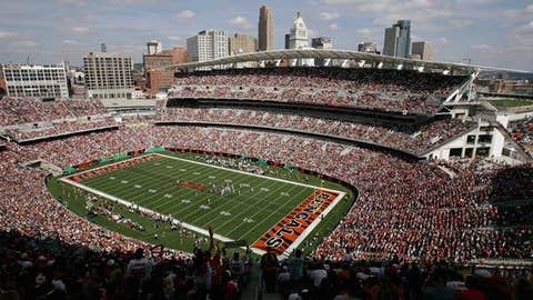 Bengals - Paul Brown Stadium