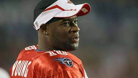 Vince Young, Tennessee