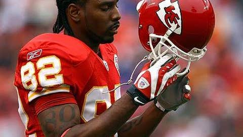 Dwayne Bowe, WR, Kansas City