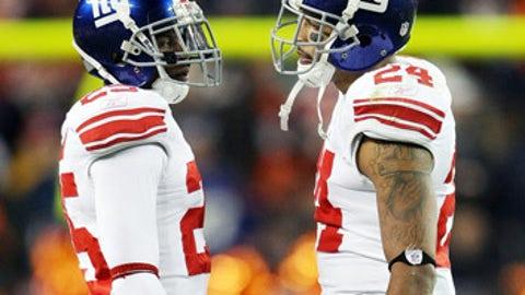 NFC EAST: New York Giants
