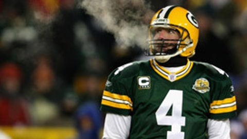 2007 NFC Championship, N.Y. Giants at Green Bay
