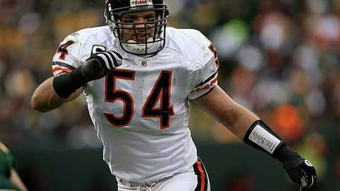 Brian Urlacher, MLB, Chicago Bears