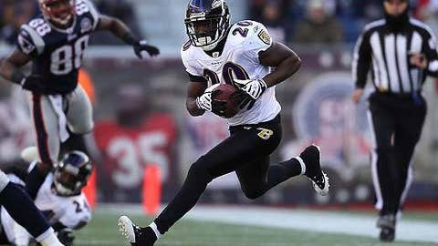 Ed Reed, S, Baltimore Ravens