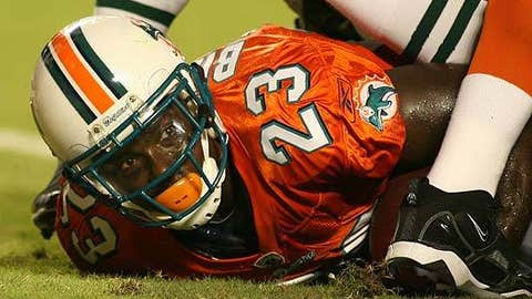 Ronnie Brown, RB, Miami Dolphins