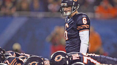 100. Jay Cutler, QB, Bears (2009 Rank: 17)