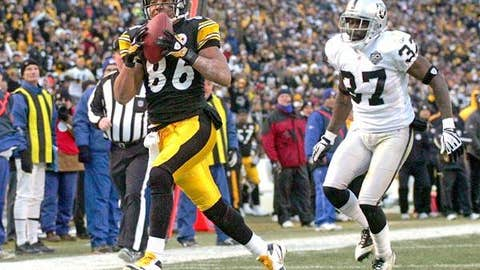 94. Hines Ward, WR, Steelers (2009 Rank: Unranked)
