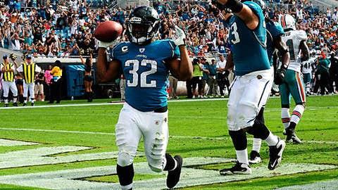 22. Maurice Jones-Drew, RB, Jaguars (2009 Rank: 60)
