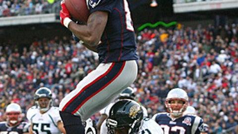 28. Randy Moss, WR, Patriots (2009 Rank: 30)